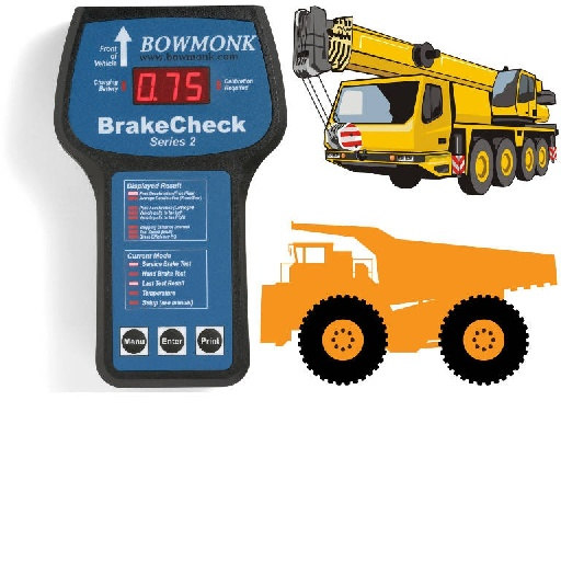 BrakeCheck for Quarry & Plant Vehicles