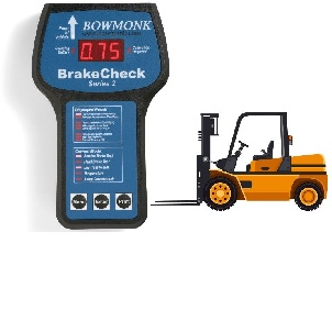 BrakeCheck FLT (for Forklift Trucks)