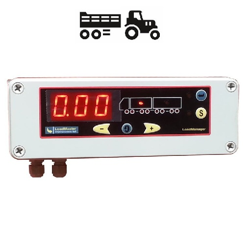 On-board Weigh Scales (Agricultural Trailers)